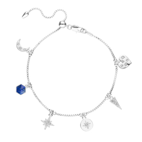 Buckley London, Stargazer Charm Bracelet