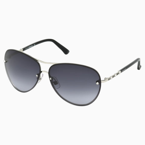 Swarovski, Fascinatione Sunglasses, SK0118 17B, Black