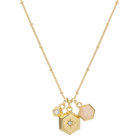 Buckley London, Muse Cluster Pendant