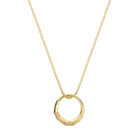 Buckley London, Legacy Loop Pendant