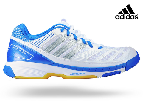 adidas BT Feather Badminton Shoes - Blue