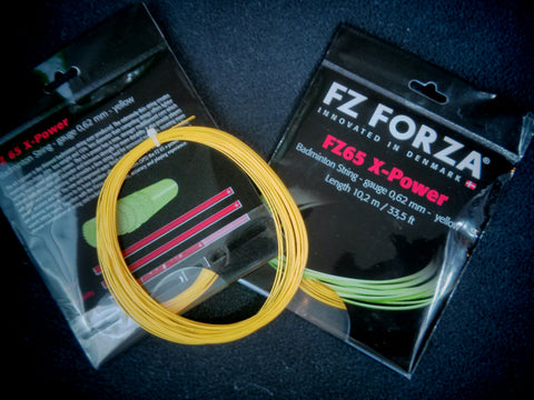 FZ 65 X-Power badminton string