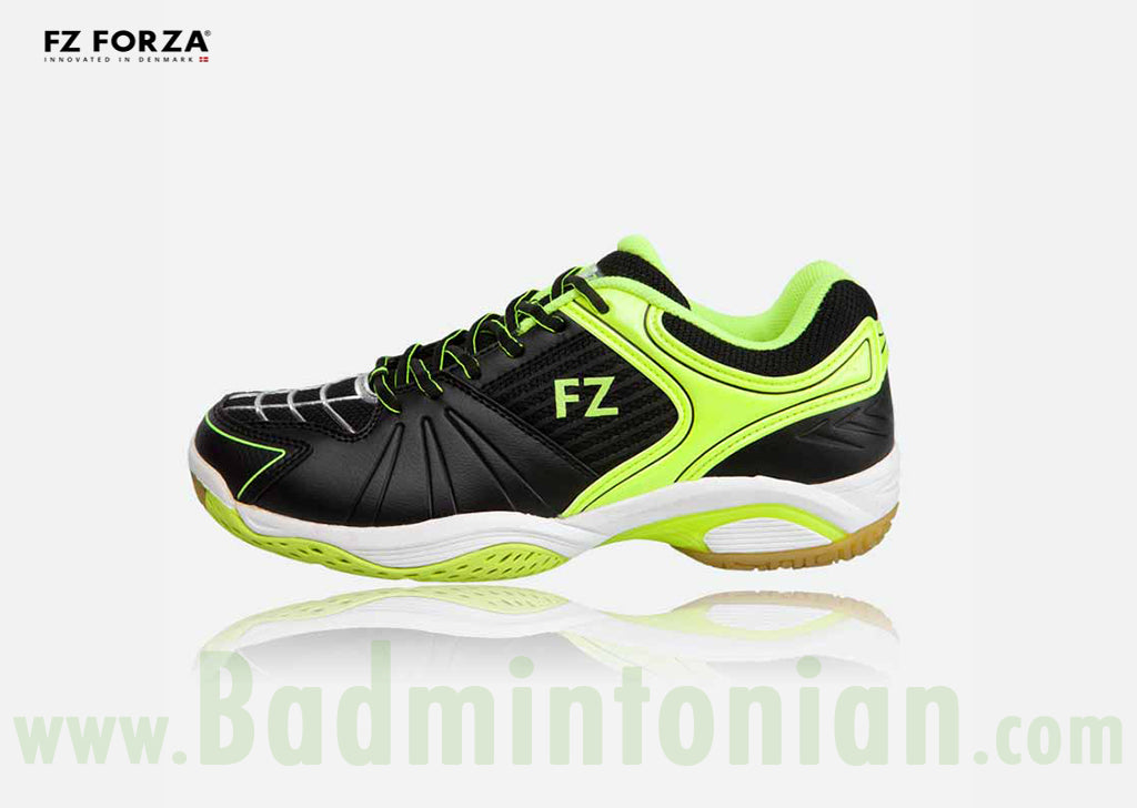 FZ FORZA Pro Trainer Badminton Shoes - Yellow