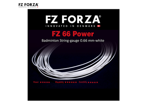 FZ 66 badminton string