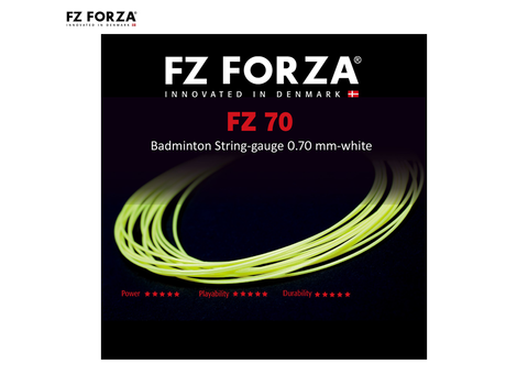FZ 70 badminton string
