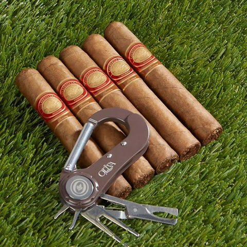 Gilberto Oliva Reserva Golf Set