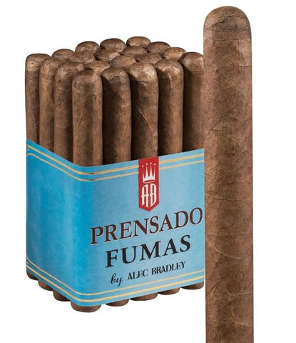 Alec Bradley Prensado Fumas Churchill Bundle
