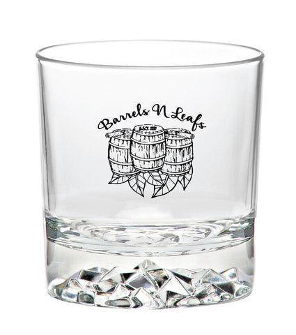 BNL Whiskey Glass