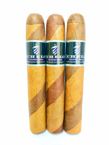 Enlisted Series Barber Pole Robusto (3-Pack) Trial