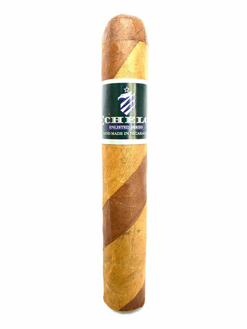 Enlisted Series Barber Pole Robusto