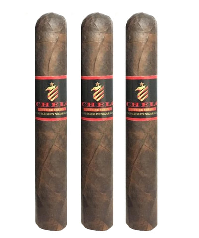 Officer Series Maduro Robusto (3-Pack) Trial