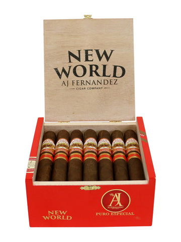 AJF New World Puro Especial Toro Fiver