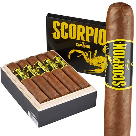Aussie Deal #6: Camacho Scorpion Sun Grown Fiver