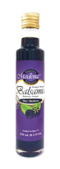 Blackberry Balsamic Vinegar by Modena Selection 250mL|Balsamique aux Mûres de Sélection Modena 250mL