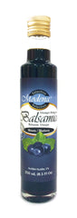 Blueberry Balsamic Vinegar by Modena Selection 250mL|Balsamique aux Bleuets de Sélection Modena 250mL