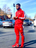 DR3AM3RS  Red Tracksuit