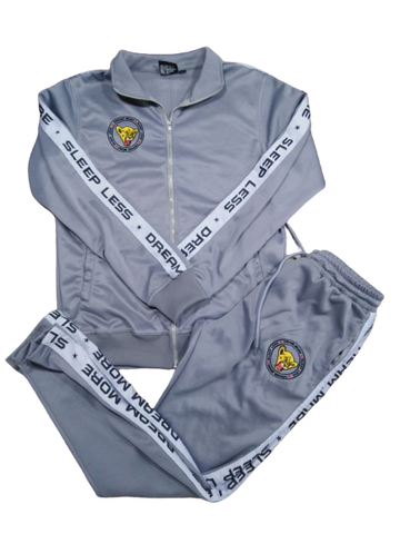 DR3AM3RS Grey Tracksuit
