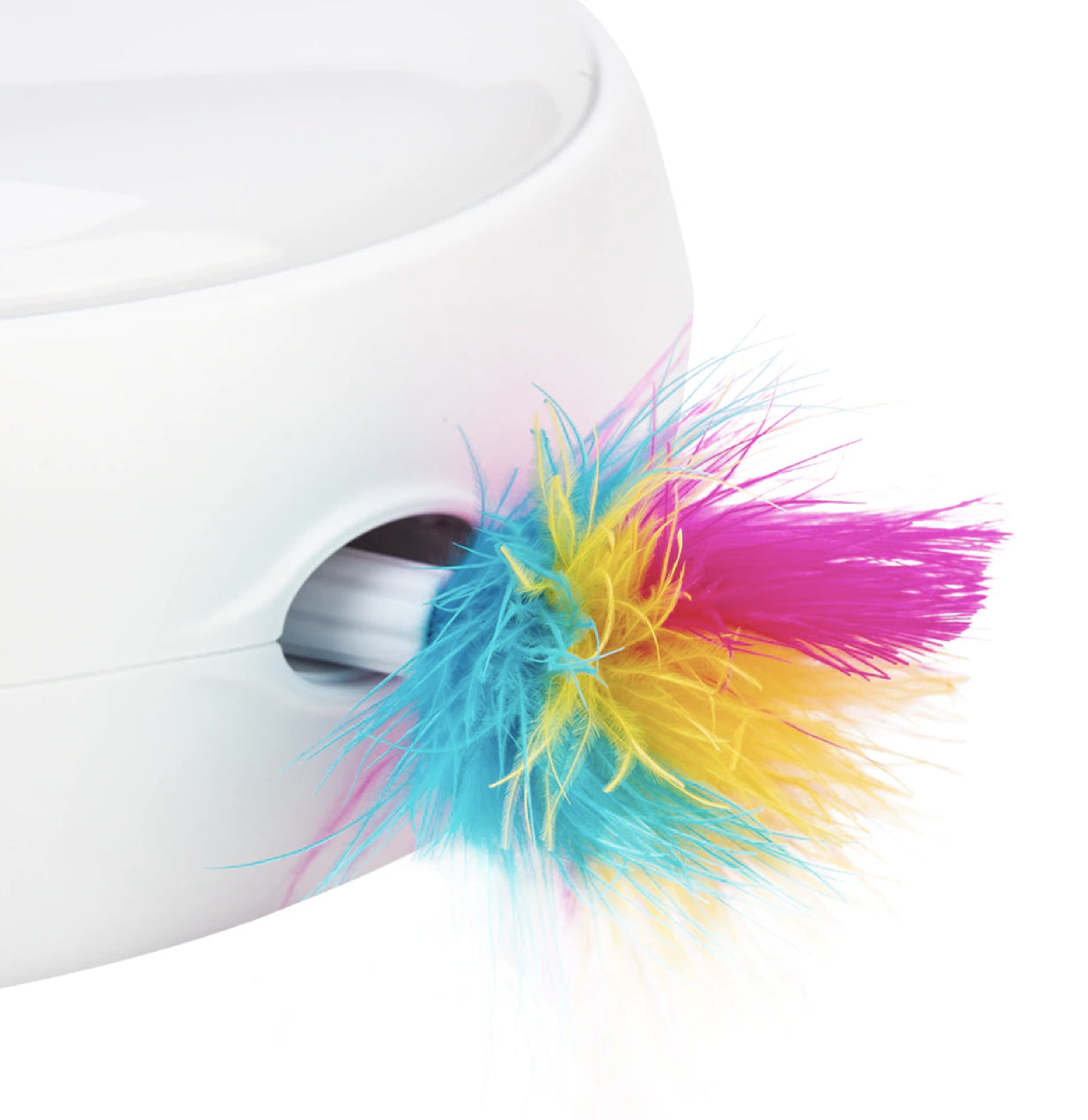 Electronic Feather Toy