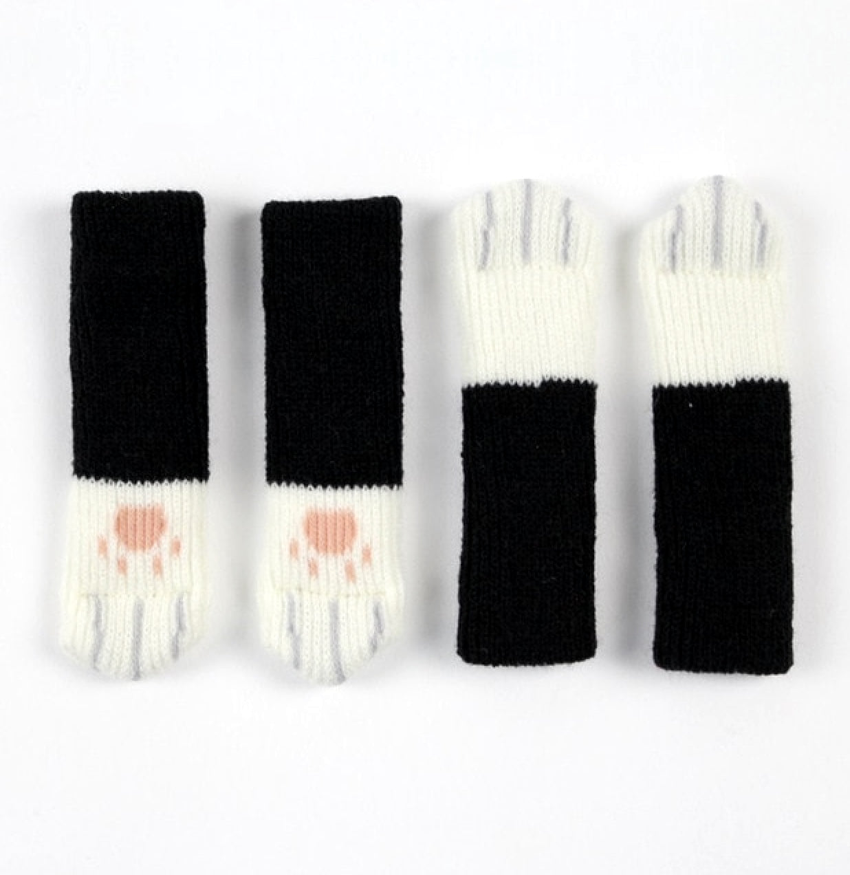 Cat Paws Chair Socks