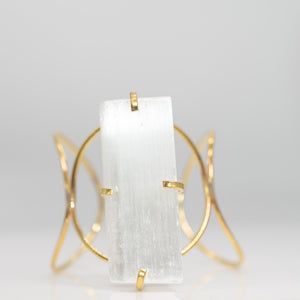 Crystal Rock Cuff