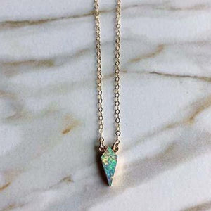 Bitsy Opal Necklace