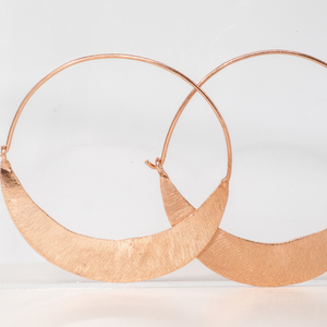 Circle Outline Hoops