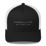 Overqualified mesh snap back