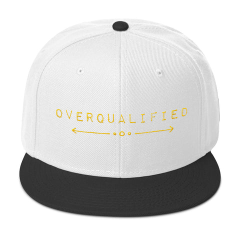 Overqualified Snap Back