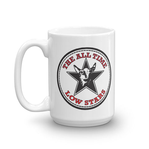 The All Time Low Stars Mug