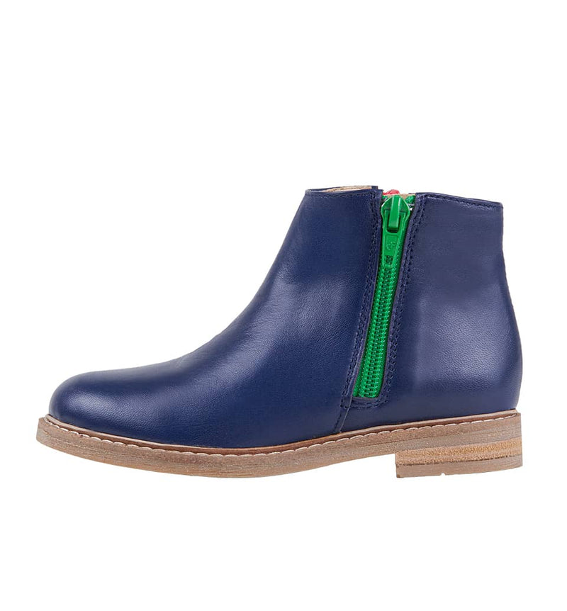 Bottines cuir enfant