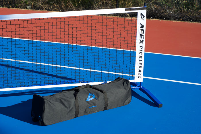 APEX PICKLEBALL NET W/FRAME - BACK IN STOCK LATE AUGUST