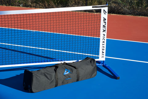 APEX PICKLEBALL NET W/FRAME