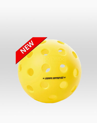 NEW! Onix FUSE G2 Outdoor Ball- YELLOW ONLY