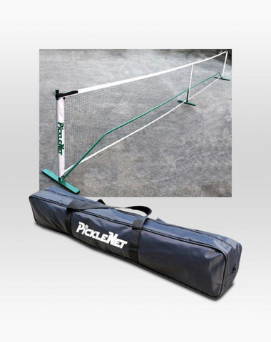 PickleNet- Pickleball Net w/ Frame