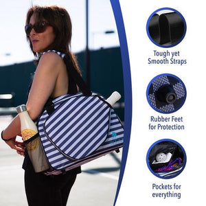 Pik'le'Ball Women's Tote Bag (various colours)