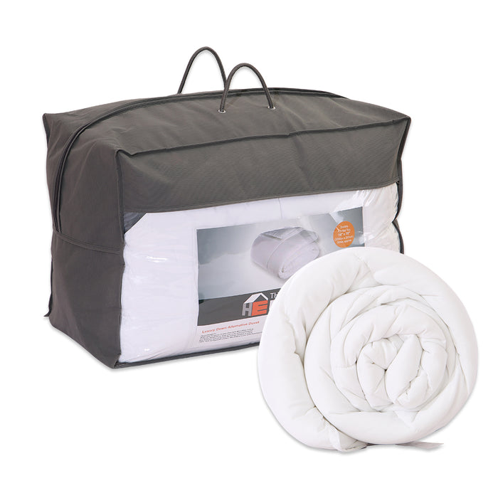 Caesar Size 10.5 Tog Duvet Microfibre Down Alternative Hypoallergenic - Pre Order Back in Stock 30/05/2021