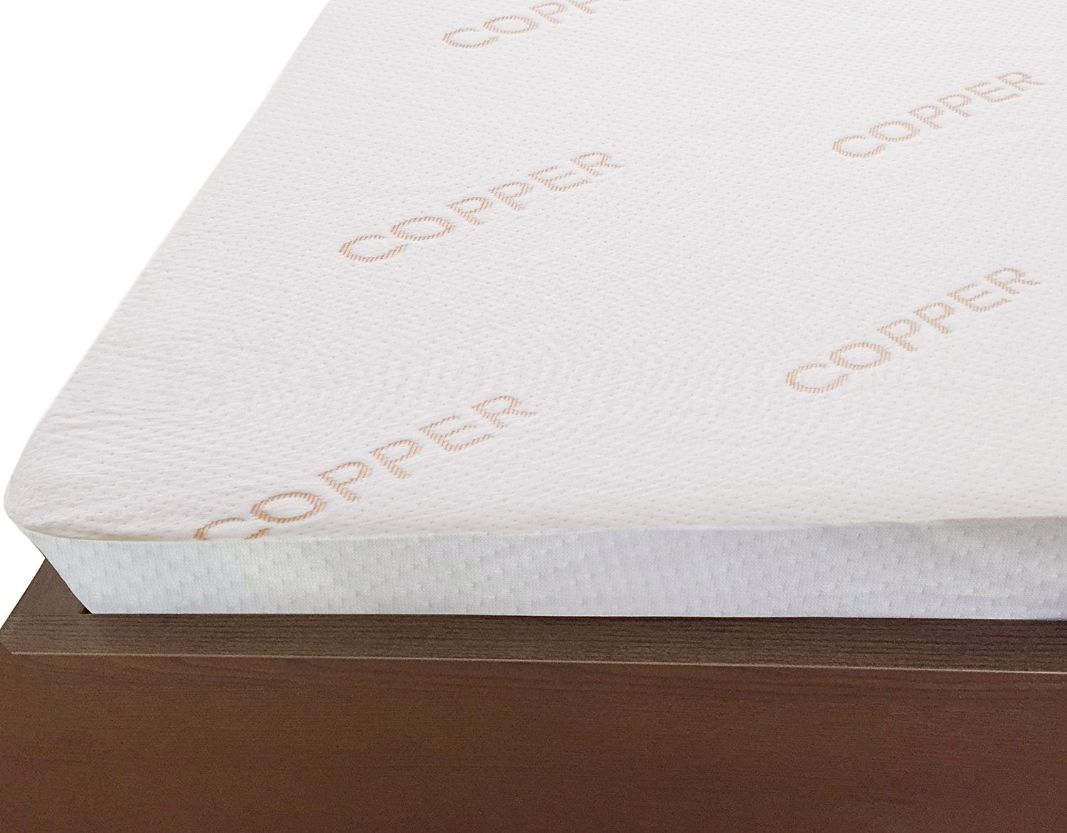 copper mattress protector