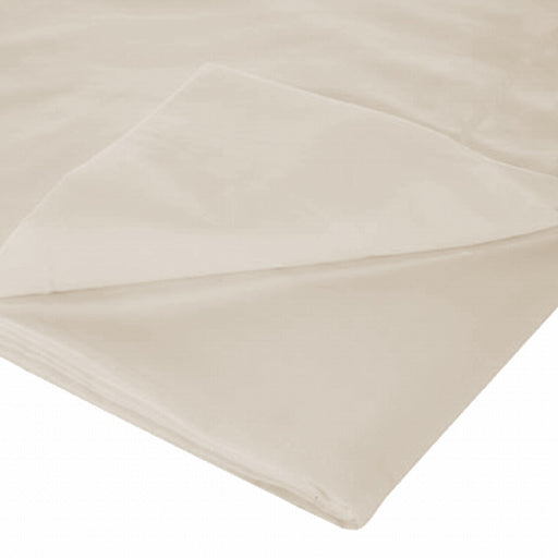 Vanilla Cream Double Flat Sheet