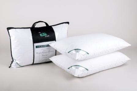 Hungarian Goose Down Pillows