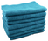 Turquoise Hand Towels 100% Cotton 400 gsm