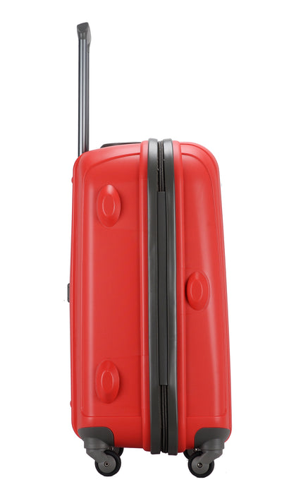 Hard Shell Suitcase 4 Spinner Wheels TSA Lock Luggage X® Virtually Indestructible