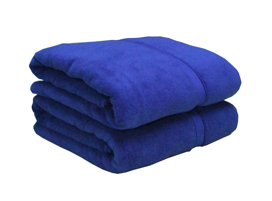 Luxury Turkish Cotton 650 gsm Double Yarn Towels Hand, Bath and Bath Sheet | 6 Colours