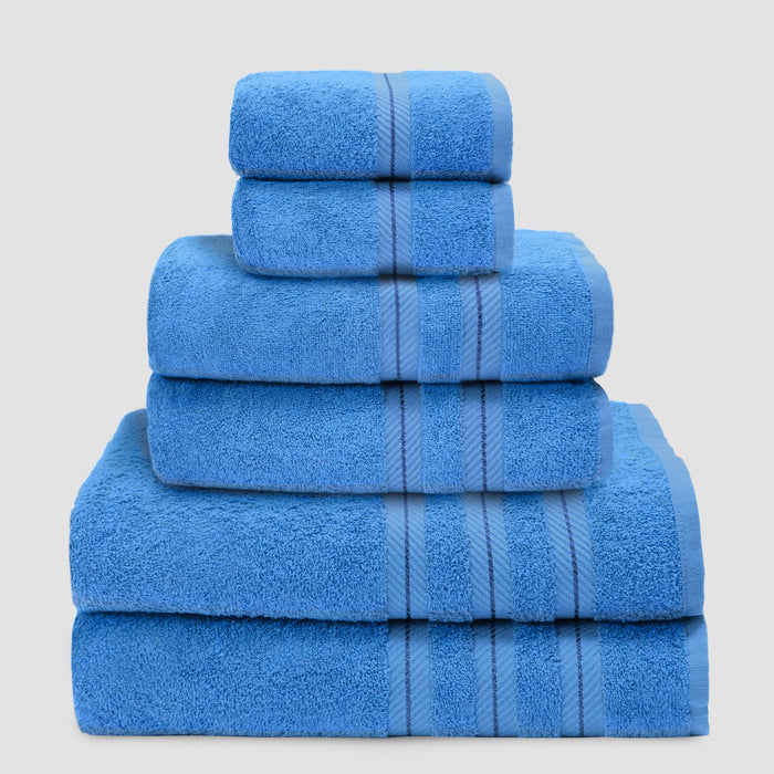 450gsm 100% Cotton Towels Hand, Bath and Bath Sheet | 8 Colours