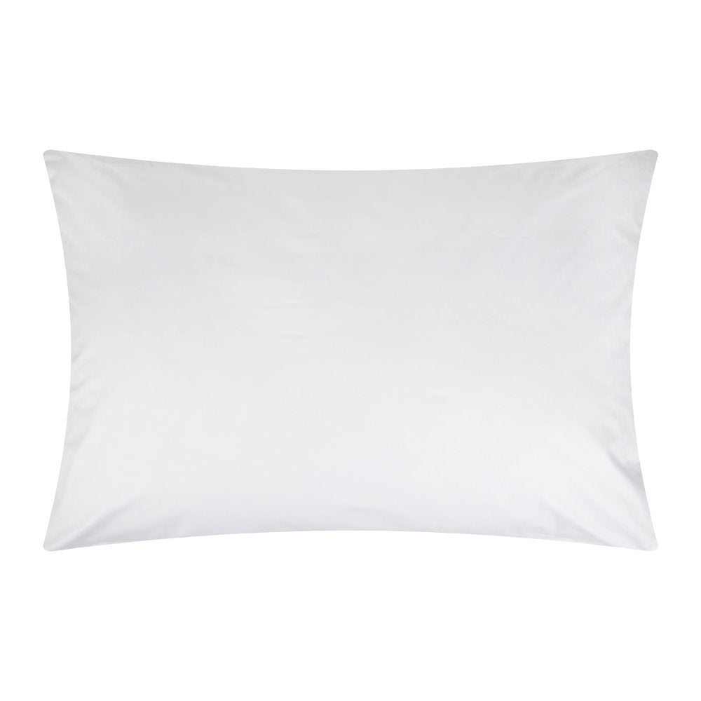 egyptian cotton pillowcases white