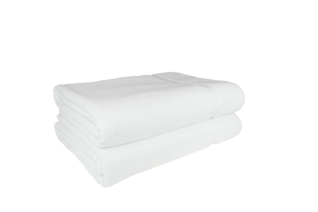 650gsm Jumbo Bath Sheet 150cm x 200cm Turkish Cotton | 5 Colours