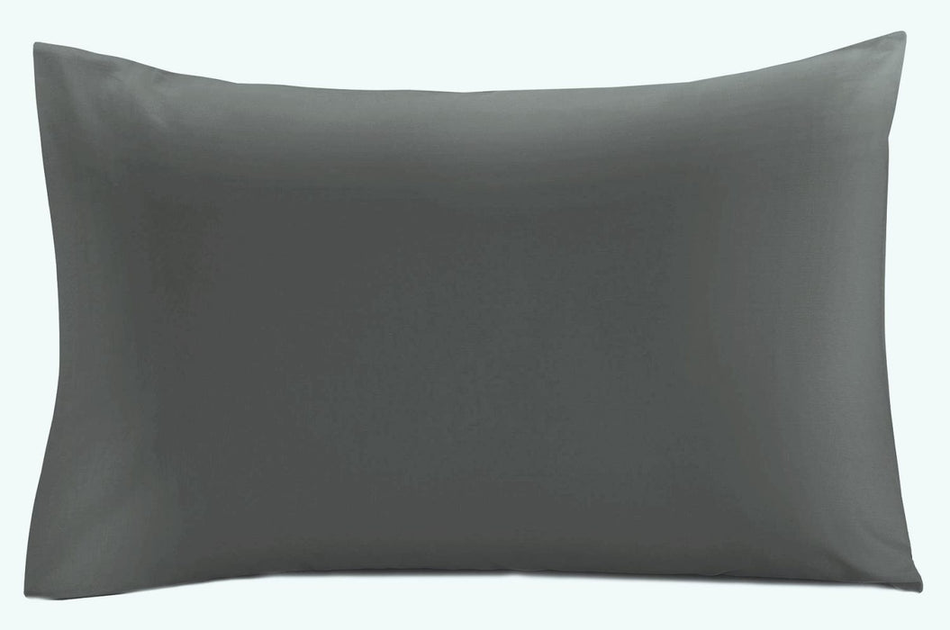 Grey Pillowcases 40 pairs (80pcs) Wholesale Bulk Buy