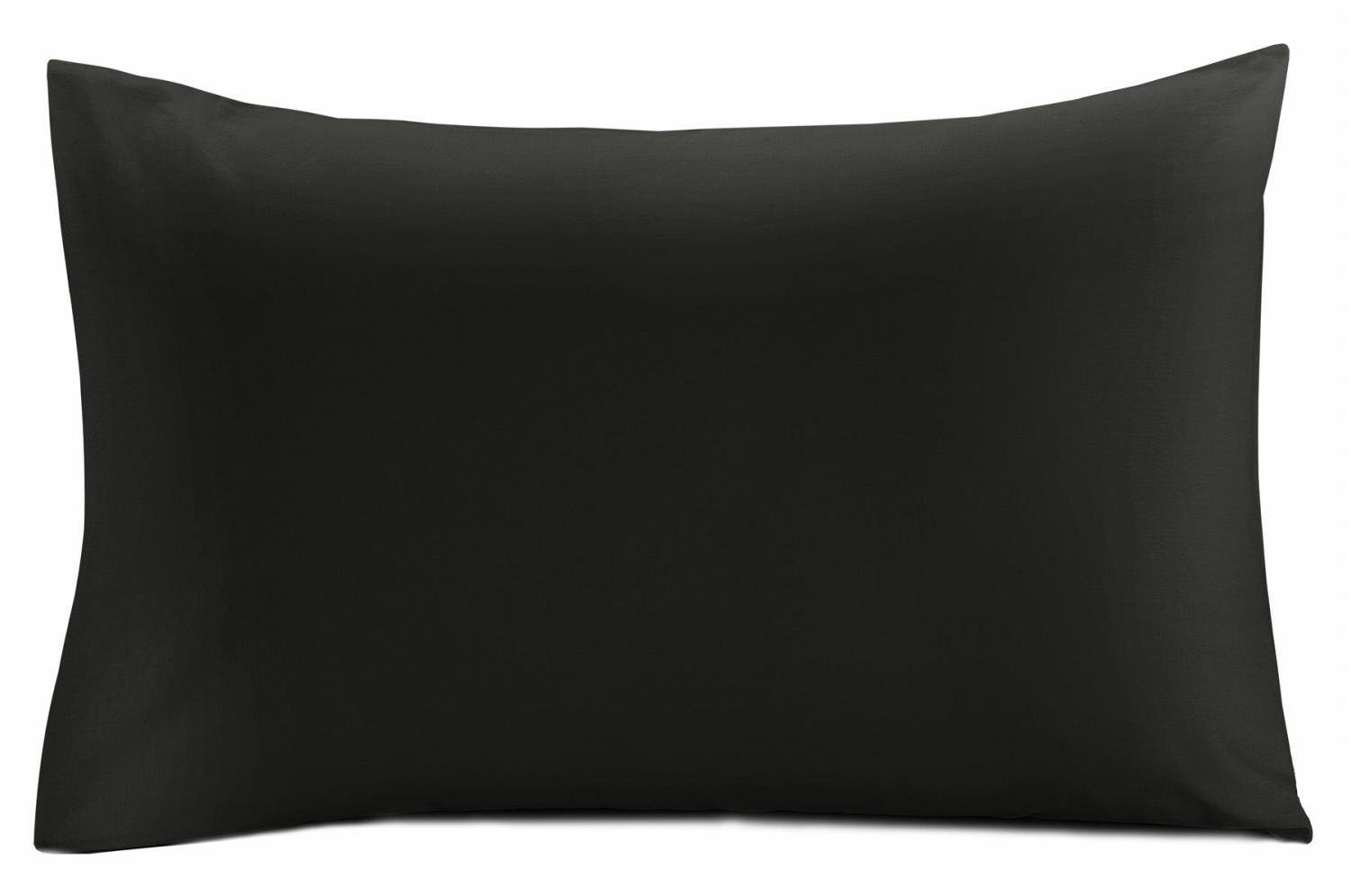 Emperor Pillowcase Pair Black 150 TC