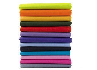 "Pack of 4 Super King Size Fitted Sheets 10"" Deep Assorted Colours"