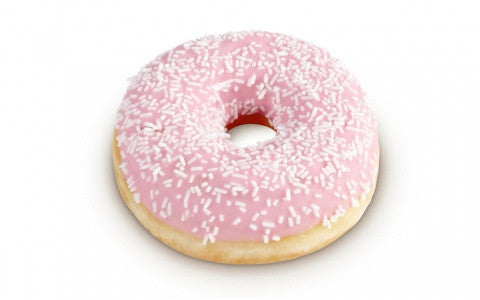 Pink Donut.