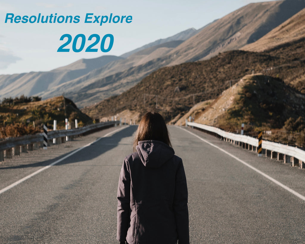 Resolutions Explore 2020